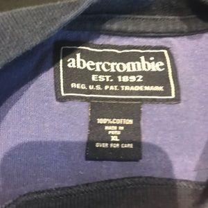 Shirts - 4 for $15 Men's shirt bundle Abercrombie & Fitch